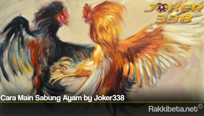 Cara Main Sabung Ayam by Joker338